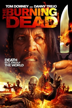 Poster The Burning Dead