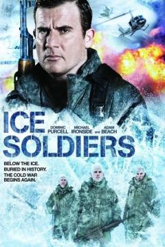 Poster Soldados de Hielo