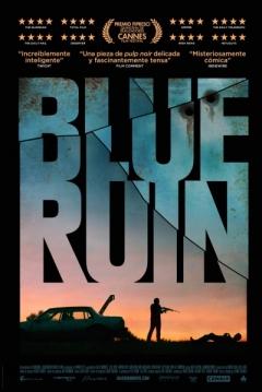 Poster Blue Ruin