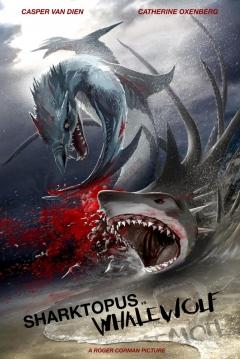 Poster Sharktopus vs. Whalewolf