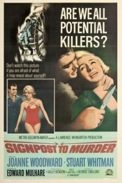 Poster Signpost to Murder