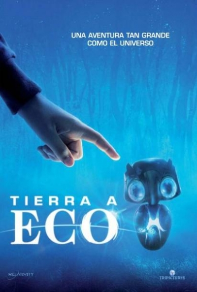 Poster Tierra a Eco