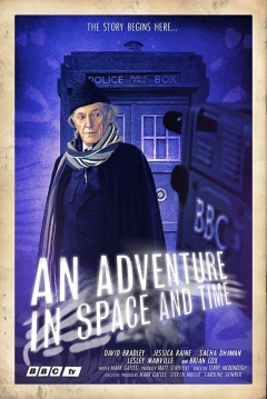 Poster An Adventure in Space and Time