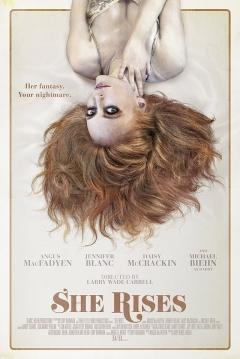 Poster She Rises