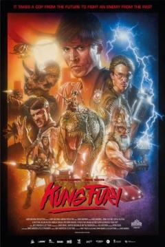 Poster Kung Fury