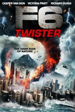 Poster Tornado Fuerza 6