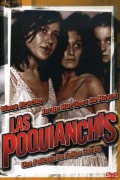 Poster Las Poquianchis