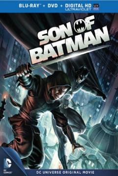 Poster El Hijo de Batman