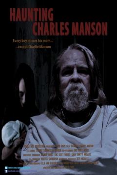 Poster Haunting Charles Manson