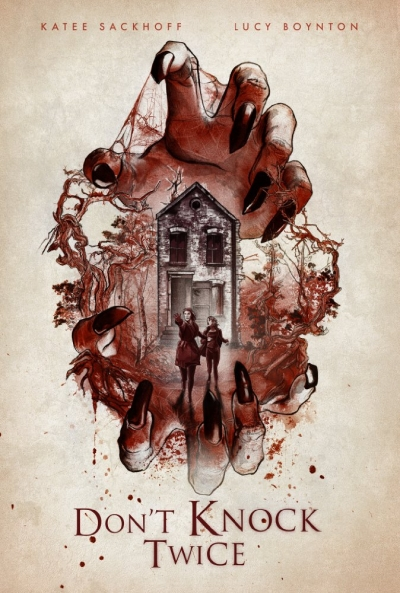 Poster Don't Knock Twice