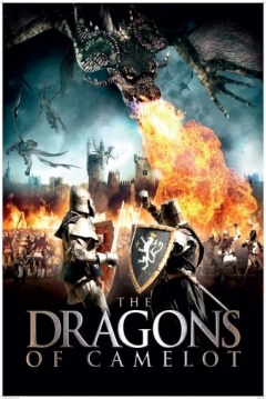 Poster Dragons of Camelot