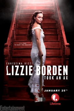 Poster Lizzie Borden Took an Ax