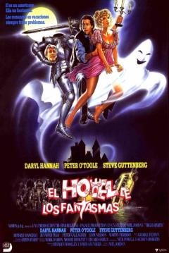 Poster El Hotel de los Fantasmas