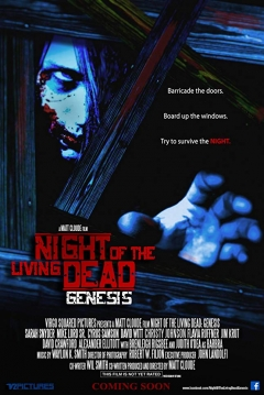Poster Night of the Living Dead: Genesis