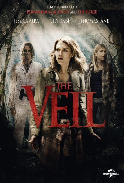 Poster El Velo (The Veil)