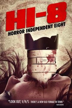 Poster Hi-8 (Horror Independent 8)