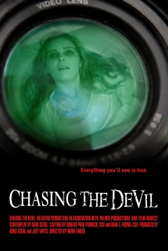 Poster Chasing the Devil