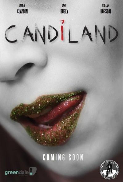 Poster Candiland