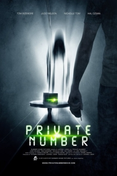 Poster Private Number