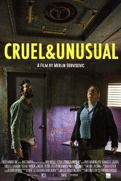 Poster Cruel & Unusual