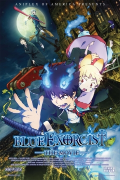 Poster Blue Exorcist: The Movie