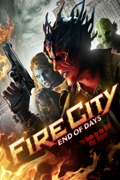 Poster Fire City: End of Days