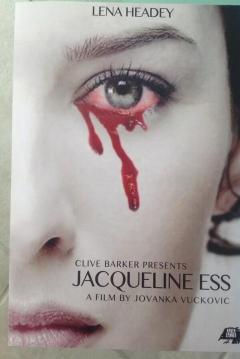 Poster Jacqueline Ess