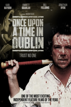 Poster Once Upon a Time in Dublin