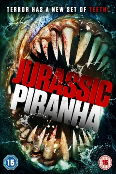 Poster Piranha Sharks