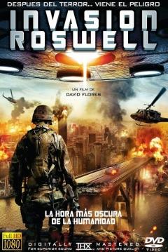 Poster Invasión Roswell (Los Exterminadores)