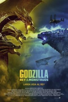 Poster Godzilla 2: Rey de los Monstruos