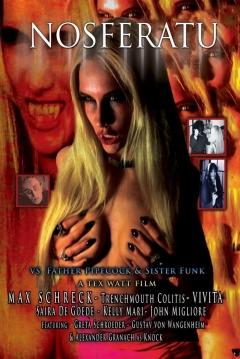 Poster Nosferatu vs. Father Pipecock & Sister Funk