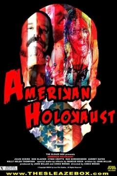 Poster Amerikan Holokaust