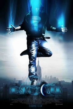 Poster Cosmic-Man