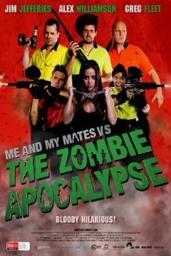 Ficha Me And My Mates Vs. The Zombie Apocalypse