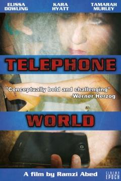 Poster Telephone World