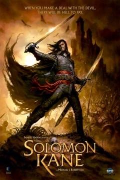 Poster Solomon Kane 2
