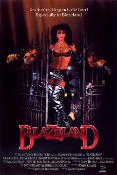 Poster Blazeland