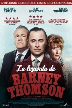 Poster La leyenda de Barney Thomson