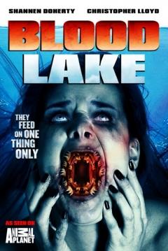 Poster Lago de Sangre: El Ataque de las Lampreas Asesinas