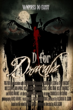 Poster D for Drácula