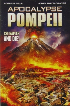Poster El Apocalípsis de Pompeya