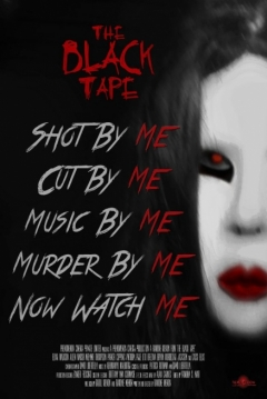 Poster The Black Tape