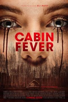 Poster Cabin Fever: Reboot