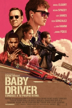 Poster Baby Driver