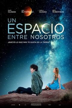 Poster Un Espacio entre Nosotros