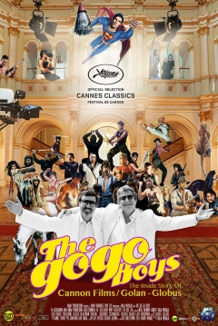 Poster The Go-Go Boys: The Inside Story of Cannon Films