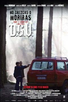 Poster No Crezcas o Morirás
