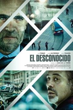 Poster El Desconocido