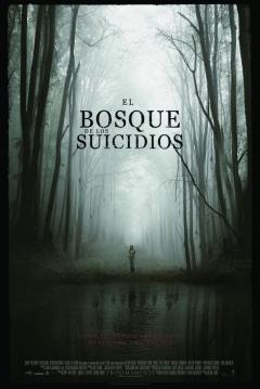 Poster El Bosque de los Suicidios